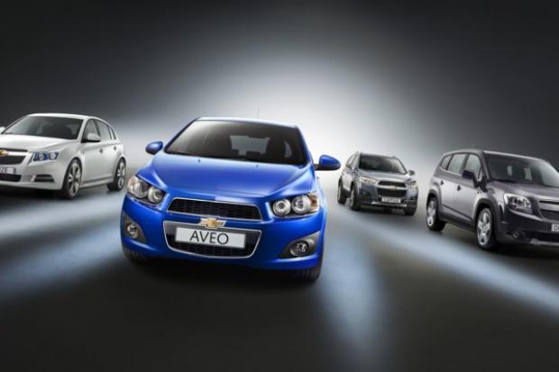 Kolejny rekordowy miesiąc w historii Chevroleta w Polsce