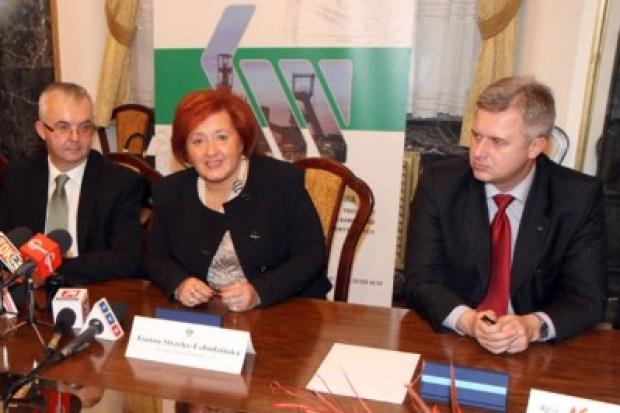 Podpisano umowy dotyczące inwestycji początkowych w górnictwie