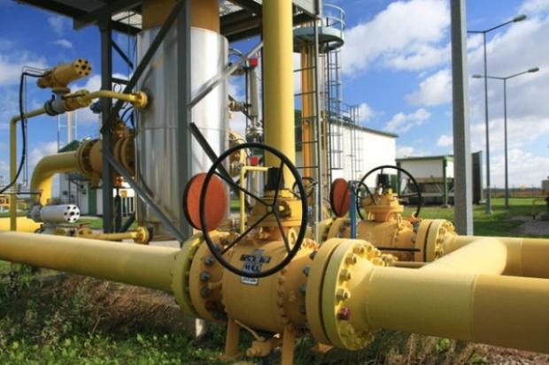 Dostawa rur do budowy gazociągu na Dolnym Śląsku