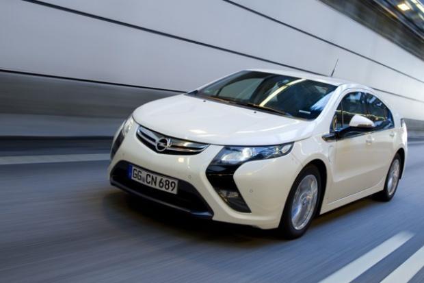 Elektryczny Opel Ampera od 42 900 euro