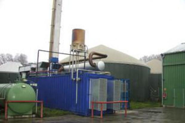 Oddano do użytku biogazownię rolniczą w Kostkowicach