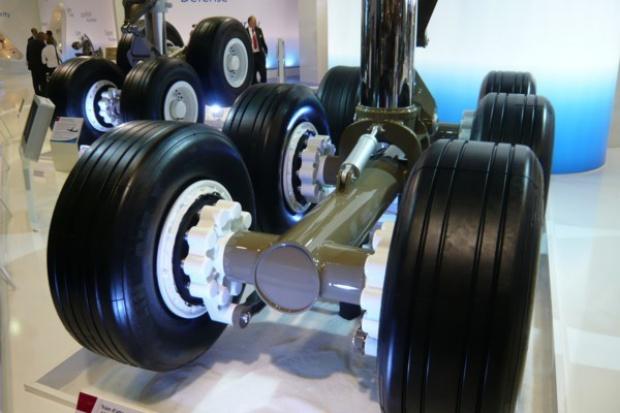 Michelin dostarczy opony dla nowego airbusa