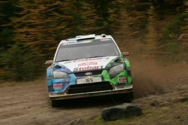 Finisz Pirelli w WRC