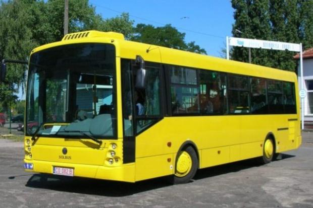 Nowy autobus z Solca Kujawskiego