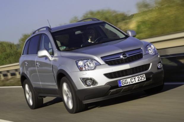 Opel odnowił  model Antara