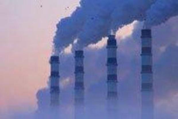 Rekordowy poziom stężenia gazów cieplarnianych