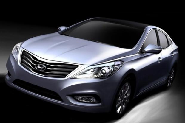 Hyundai prezentuje szkice nowego modelu Grandeur