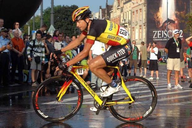 Zdenek Bakala, właściciel NWR, sponsoruje zawodową drużynę kolarską