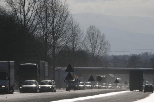 Polskie drogi coraz odporniejsze na zimę