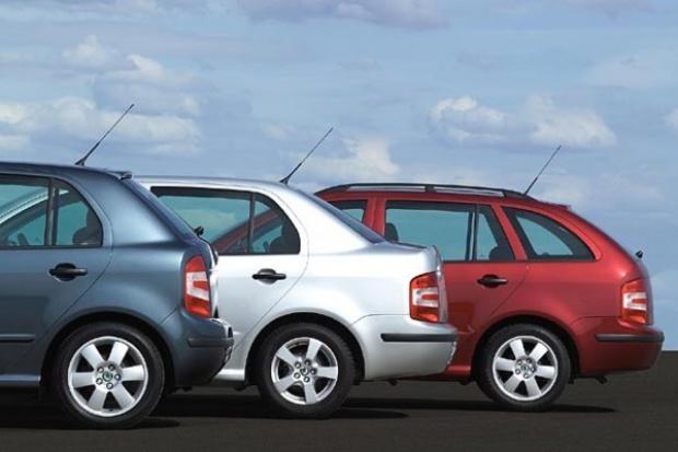Rynek lekkich aut w Polsce na wyraźnym plusie