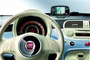 Fiat pokazuje prototyp elektrycznej pięćsetki