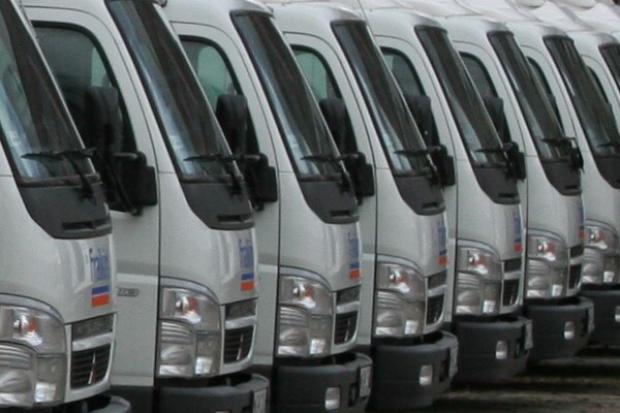 Sprzedaż ciężarówek wyraźnie w górę