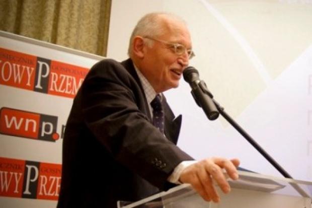 G. Verheugen, były komisarz Unii Europejskiej, o polityce klimatyczno-energetycznej