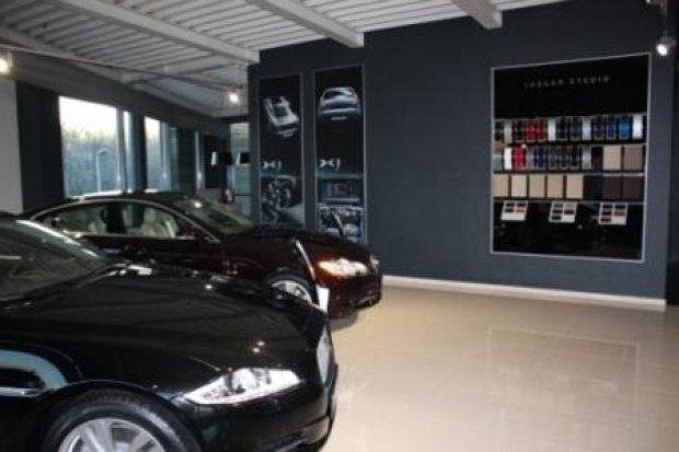 Jaguar, Land Rover: najnowocześniejszy salon otwarto w Katowicach