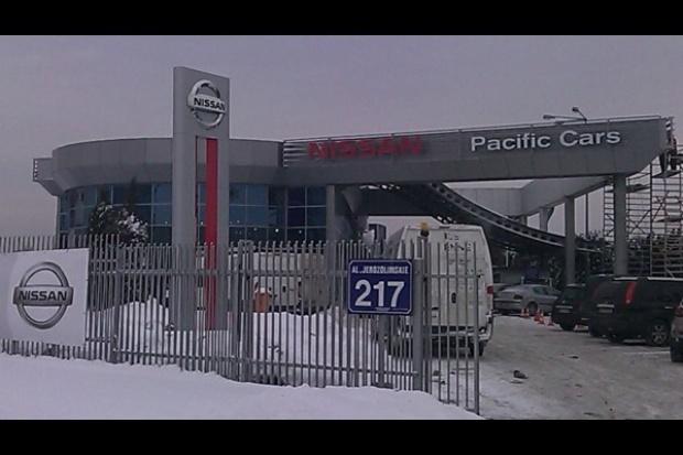Nowi dealerzy Nissana