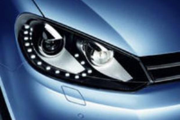Światła LED do jazdy w dzień w Polo i Golfach