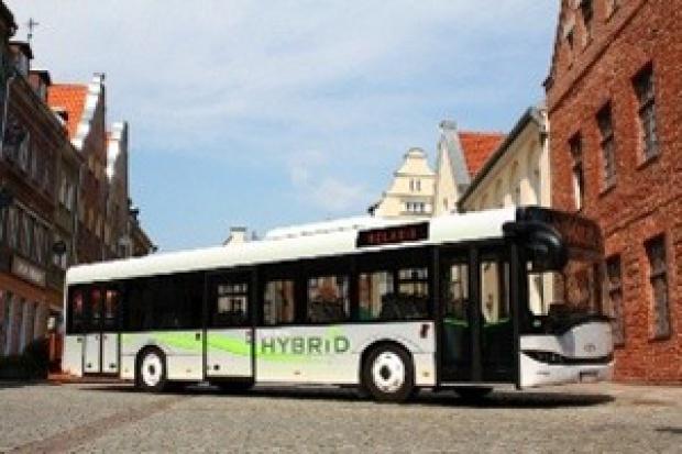 Hybrydowy Solaris na testach w Warszawie