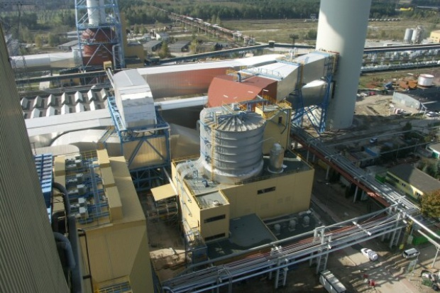 Nowa instalacja odsiarczania spalin w Elektrowni Kozienice