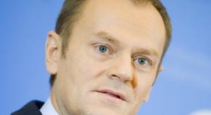 Tusk: chcemy jak najszybciej mieć państwo, które może wejść do strefy euro