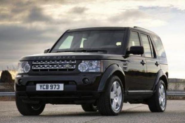 Land Rover opancerzył Discovery