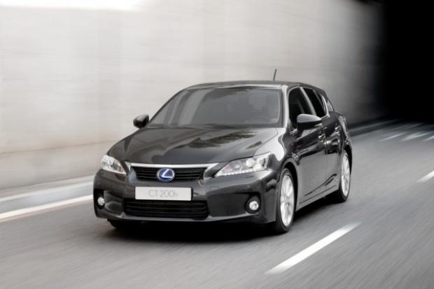 Lexus ruszył z produkcją hybrydy CT 200h