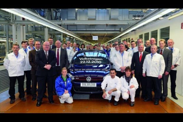 Jedynkowy jubileusz Volkswagena