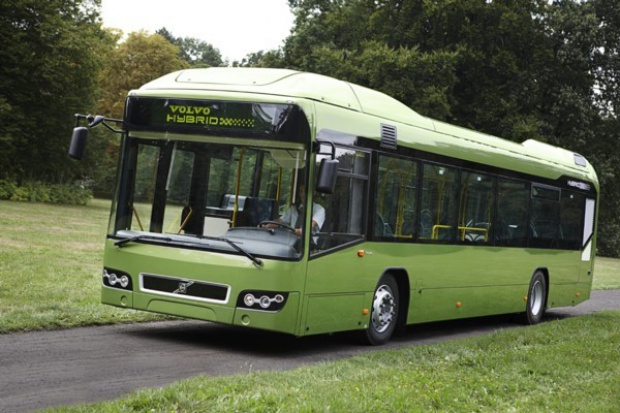 Największe zamówienie na hybrydowe autobusy Volvo