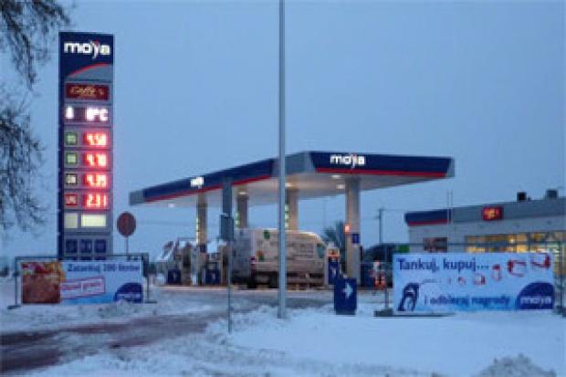 Sieć Moya w grudniu uruchomiła osiem nowych stacji