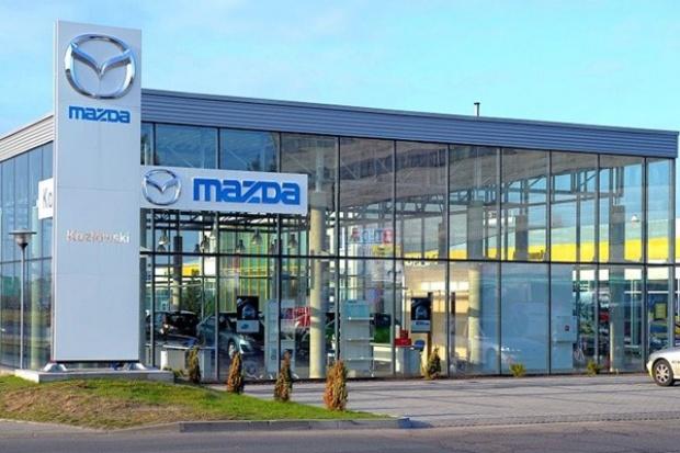 Nowy punkt Mazdy w Szczecinie