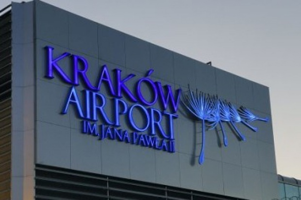 Lotnisko Kraków-Balice obsłużyło 2 mln 864 tys. pasażerów
