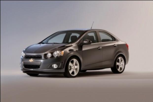 Chevrolet pokazał w Detroit zupełnie nowy model Aveo