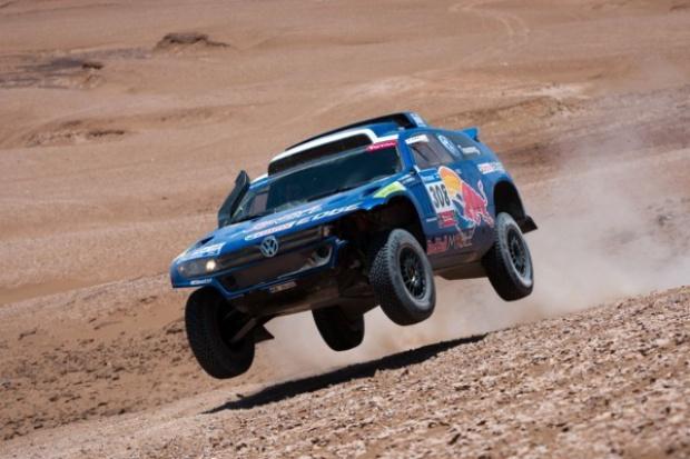 Dakar 2011: Volkswagen zajął całe podium
