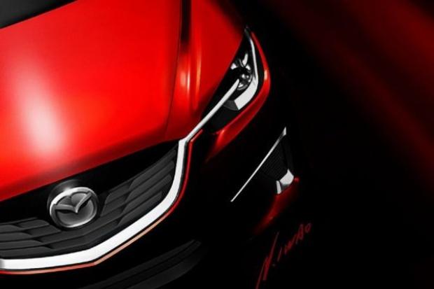 Mazda pokaże nowego SUV'a