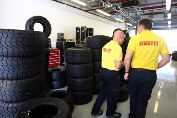Końcowe testy Pirelli przed dostawami dla Formuły 1
