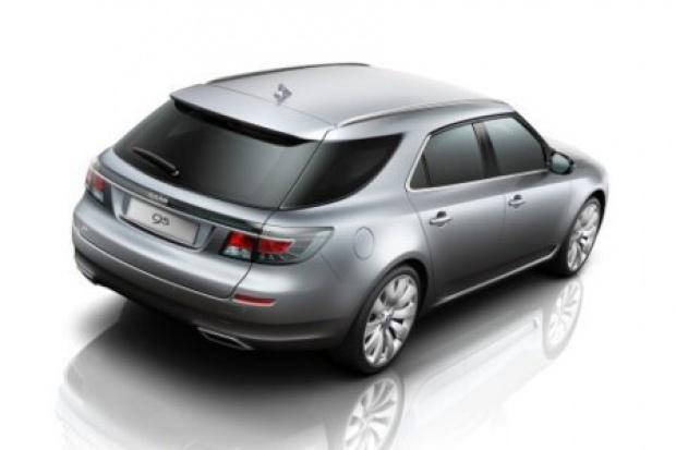 Nowy Saab 9-5 SportKombi zadebiutuje w Genewie
