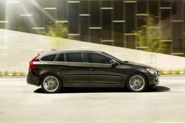 """Volvo zaprezentuje """"trzy w jednym"""" czyli V60 Plug-in"""