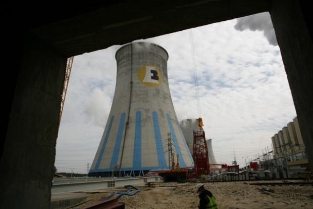 PGE uruchomiło w Bełchatowie blok energetyczny o mocy 858 MW
