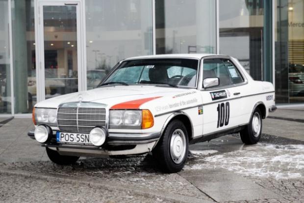 Rajd Monte Carlo aut historycznych wyruszył z Warszawy