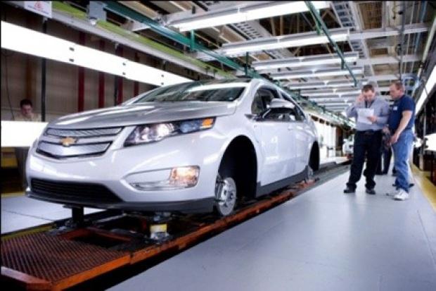 Chevrolet: szybciej z tym Voltem!