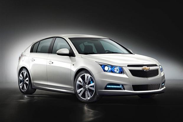 Chevrolet Cruze również jako hatchback
