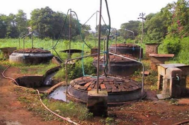 Gdzie są małe rolnicze biogazownie?