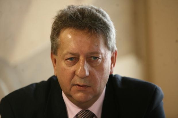 Wacław Czerkawski, ZZGwP, o obradach górniczego zespołu trójstronnego 9 lutego
