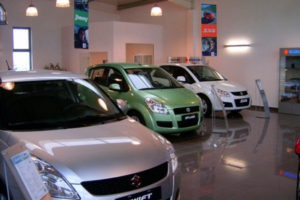 Nowe oczko w sieci Suzuki