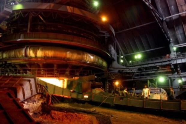ArcelorMittal Poland: wkrótce rusza wielki piec nr 5 w Krakowie