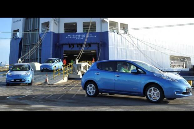 Nissan ogłasza początek ery elektrycznej motoryzacji w Europie