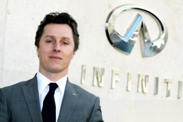 Nowy człowiek za sterami handlowej części Infiniti
