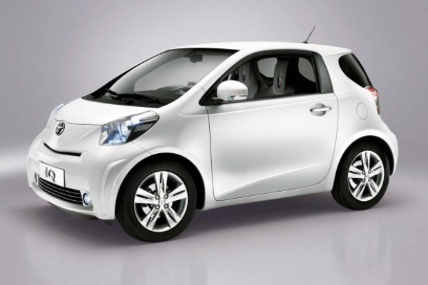 Najmniejsza Toyota również w wersji elektrycznej