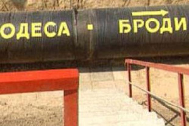 Rurociąg Odessa-Brody tłoczy ropę na Białoruś