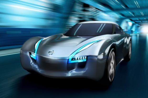 Esflow: tak mogą wyglądać sportowe auta elektryczne