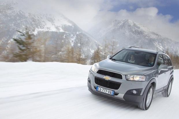 Chevrolet zaSUVa po nowemu